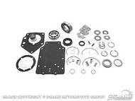 "1967-1973 Ford Mustang manual transmission overhaul kit, big block, 4 speed toploader with 1 3/8"" input."