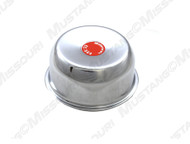 1964-1968 Ford Mustang Oil Cap Motorcraft Twist-on Chrome
