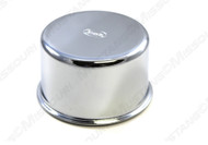 1964-66 Oil Cap Oval Chrome FoMoCo