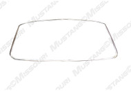 1965-1966 Ford Mustang rear window molding set for fastback.
