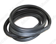 1969-1970 Ford Mustang Coupe rear window weatherstrip.