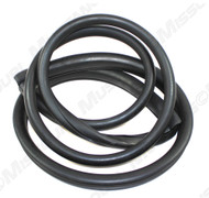 1971-1973 Ford Mustang Coupe rear window weatherstrip.