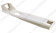 1964-66 Console Housing White