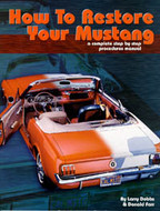 How to Restore Your Mustang