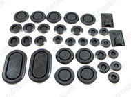 1967 Ford Mustang rubber plug kit.