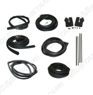 1965-1966 Ford Mustang Fastback basic weatherstrip kit.