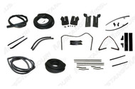 1964-66 Convertible Weatherstrip Kit Deluxe