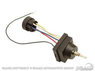 1964-66 Variable Wiper Switch One-Speed