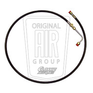 1967-1968 Ford Mustang sight glass hose.