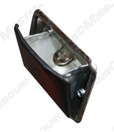 1969-1970 Ford Mustang rear ashtray assembly.