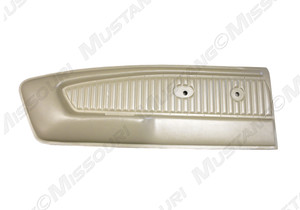 1965-1966 Ford Mustang deluxe Pony door panel set.  sc 1 st  Missouri Mustang & 1965-1966 Ford Mustang deluxe pony door panel set from TMI Products.
