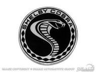 1969-70 Shelby Cobra Door Emblem