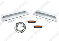 1967-1968 Ford Mustang Turn Signal Hood Light Kit