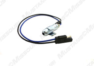 1967 Ford Mustang automatic shifter indicator lamp for use without a factory console.