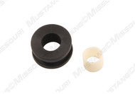 1967-1973 Ford Mustang automatic shifter arm lower bushing and insulator kit.  Goes between shifter arm and shifter linkage rod.