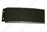 1967-1968 Ford Mustang lower dash panel for standard interiors.
