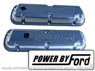 1968-1970 Ford Mustang OEM valve covers, pair.  Fit 289, 302 and 351W c.i.