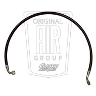 1971-1973 Ford Mustang Suction hose, 8 cylinder.