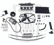 1964-1966 Ford Mustang A/C System Original Rotary Compressor Upgrade