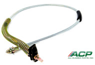 1971-1973 Ford Mustang front parking brake cable.