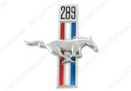 1967-68 Fender Emblem 289 Running Horse