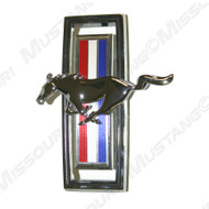 1970 Grille Emblem Running Horse