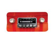 1964-66 AM/FM Slidebar Radio for Ford Mustang