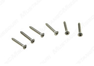 1967-68 Coupe Rear Window Molding Screws