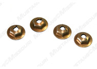 1964-68 Heater Casing Nuts