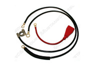 1964-1966 Ford Mustang Battery Cable Set Economy