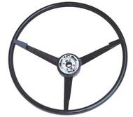 1964 Ford Mustang steering wheel.