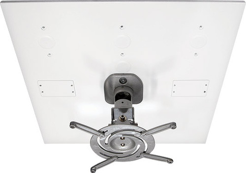 A V Mounts Universal Projector Drop In Ceiling Mount