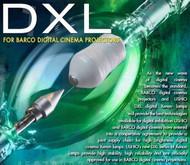 USHIO DXL-65BA2 Xenon Projector Lamp