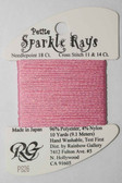 Rainbow Gallery Petit Sparkle Rays Needlepoint Thread