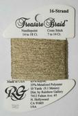 Rainbow Gallery 16 - Strand Treasure Braid Needlepoint Thread