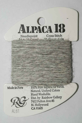 Rainbow Gallery - Alpaca 18 Needlepoint Thread