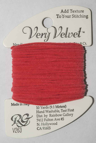 Rainbow Gallery - Very Velvet Needlepoint Thread