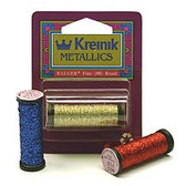 Kreinik Metallic Threads Fine #8 Braid