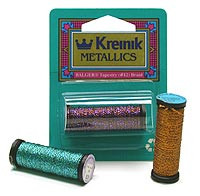 Kreinik Metallic Threads Tapestry #12 Braid