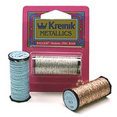 Kreinik Metallic Threads Medium #16 Braid