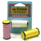 Kreinik Metallic Threads Heavy #32 Braid