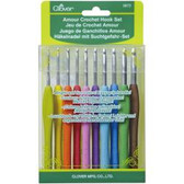 Amour Crochet Hook Set of 10