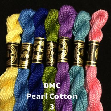 DMC Pearl Cotton 3