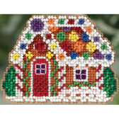 Mill Hill  Gingerbread Cottage MH-5305