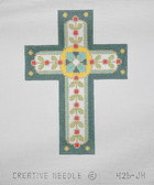 Hand-Painted Needlepoint Canvas - Creative Needle - 426-JH - Cross