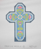 Hand-Painted Needlepoint Canvas - Creative Needle - 427-JH - Cross