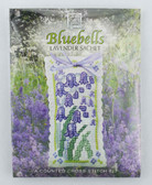 Bluebells Counted Cross Stitch Lavender Sachet Kit