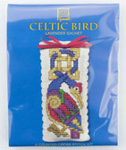 Celtic Bird Counted Cross Stitch Lavender Sachet Kit