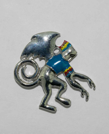 Mag Friends Large Classic – Flying Monkey Magnet
