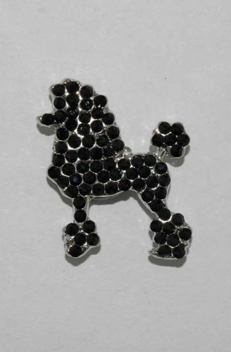 Mag Friends Glamorous – Black Poodle Magnet